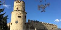 EU fördert mittelalterlichen Burgbau