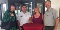 proLAA gratuliert der Laaer Vorzeigefirma Fenz zur Geschäftserweiterung